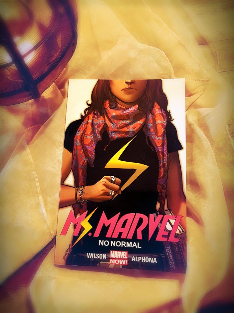 Ms. Marvel: Buchtipp der Woche