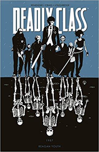 Trailer zur Serie - Deadly Class