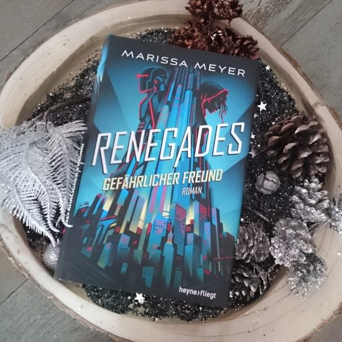 Renegades - Gefährlicher Freund: Roman