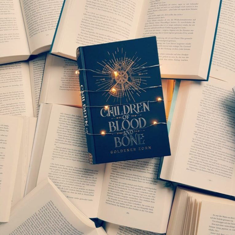Rezension: Children of Blood and Bone