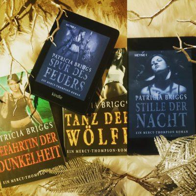 Patricia BriggsUrban Fantasy Bücher für Erwachsene