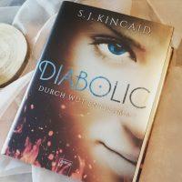 Diabolic-Durch Wut Entflammt