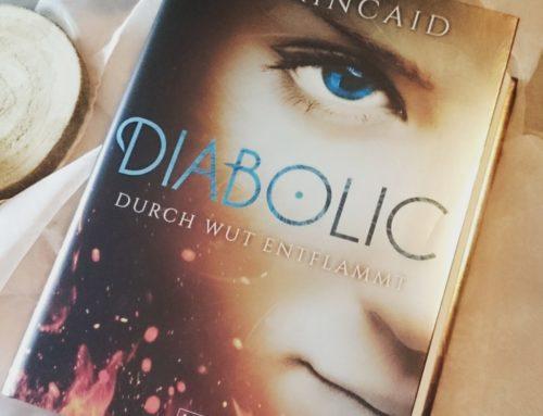 Diabolic: Durch Wut entlfammt