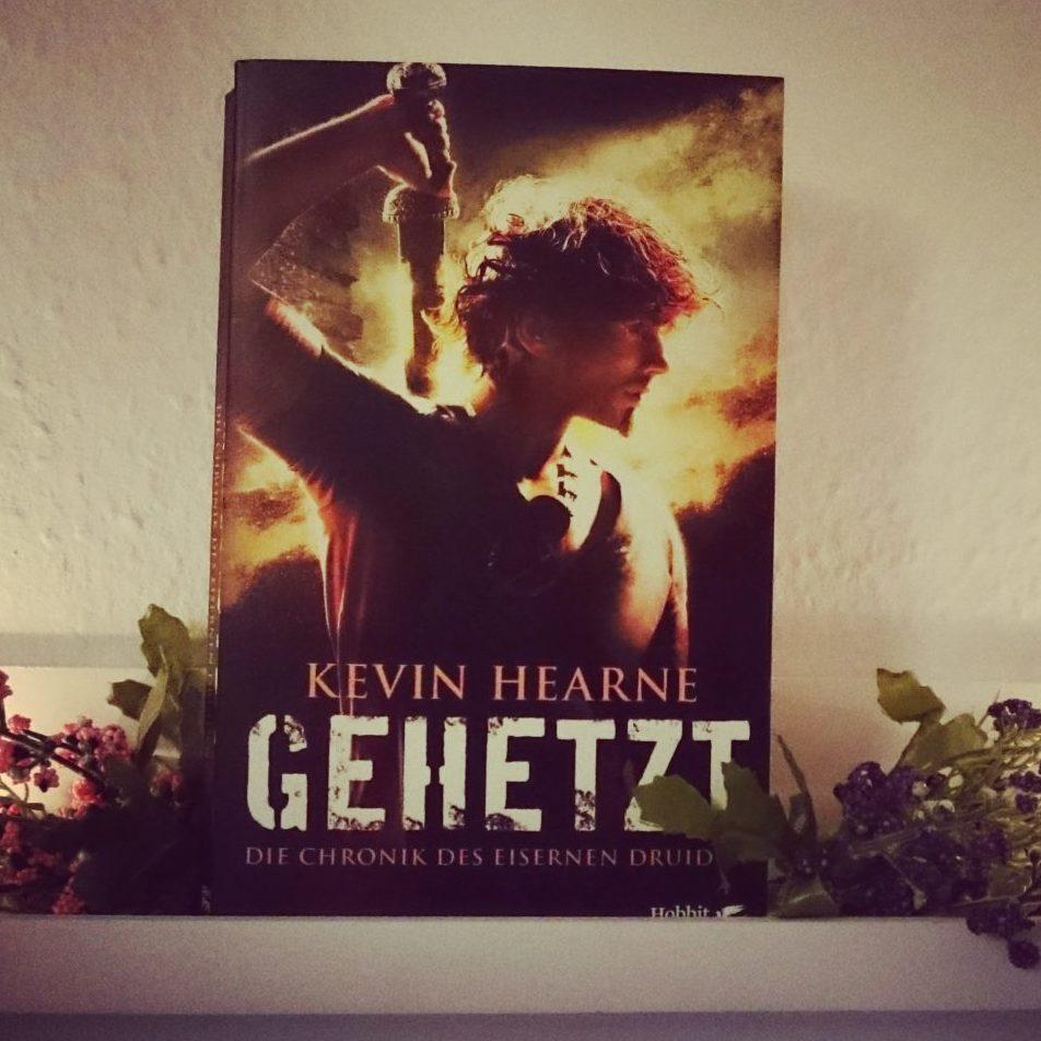 Kevin Hearne-Gehetzt