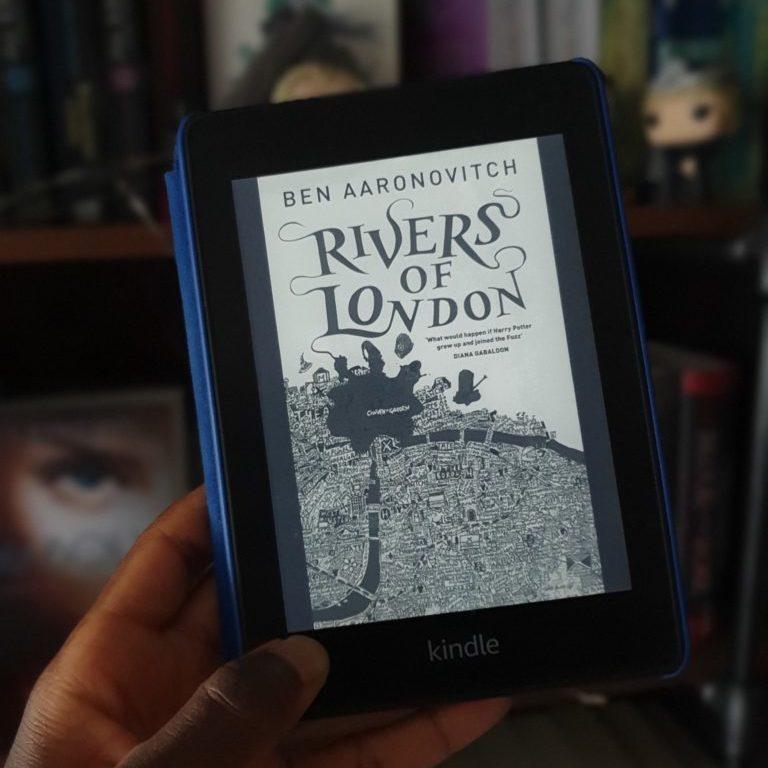 Warum du jetzt Rivers of London lesen solltest
