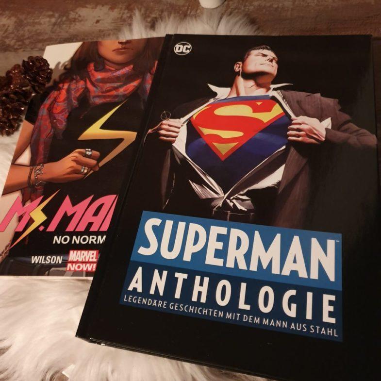 Superhelden-Serie