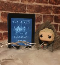 The Blacksmith Queen (Englisch)
