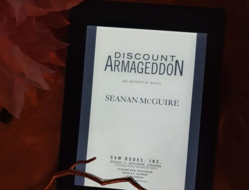 Discount Armageddon: An Incryptid Novel (Englisch)