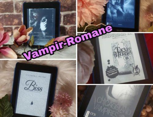 Top 10 Vampir-Bücher