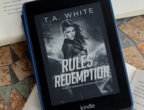 Rules of Redemption-The Firebird Chronicles Book 1 (English)